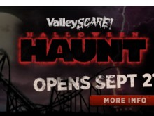 Valleyscare at Valleyfair