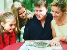 saving money on family vacations