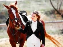 boarding school horseback riding