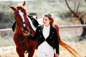 boarding school horseback riding
