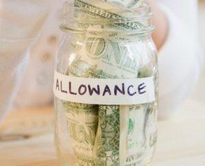 Child's Allowance Jar