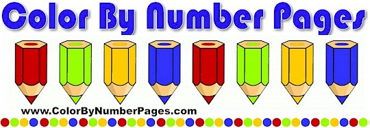 Color by Number Pages